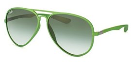 Óculos de Sol Ray Ban Aviator Liteforce  4180-6086/8E-58