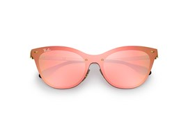 Óculos de Sol Ray Ban Blaze Cat Eye - 0RB3580N 043/E443