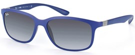 Óculos de Sol Ray Ban Liteforce  0RB4215 61618G57