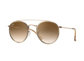 Óculos de Sol Ray Ban Round Double Bridge - 0RB3647N 90705151