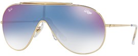 Óculos de Sol Ray Ban Wings  0RB3597 001/X033